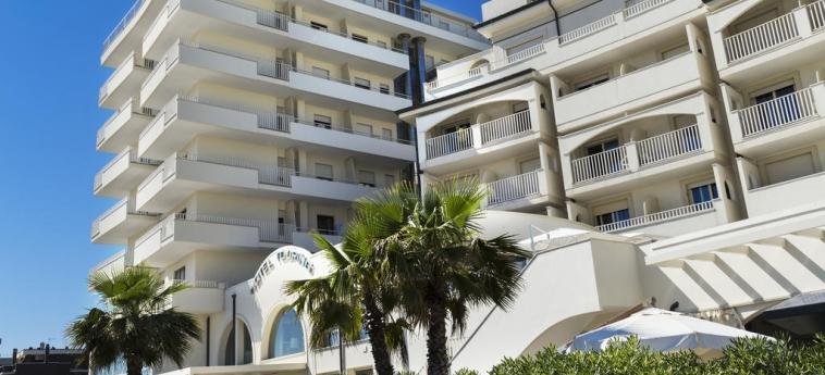 Yes Hotel Touring: Esterno RIMINI