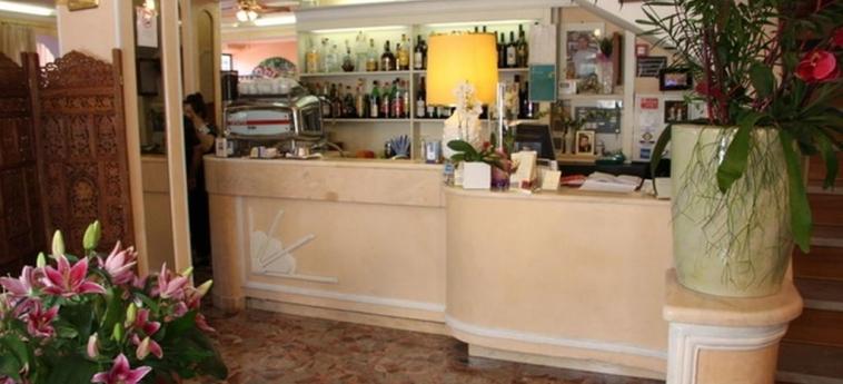 Hotel Britannia: Bar RIMINI
