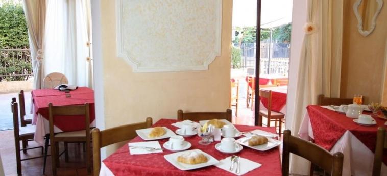 Hotel Britannia: Breakfast Room RIMINI