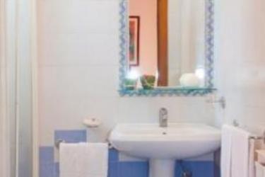 Hotel Residence Auriga: Cuarto de Baño RIMINI