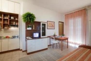 Hotel Residence Auriga: Habitación RIMINI