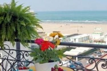 Hotel Residence Auriga: Terraza RIMINI