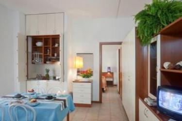 Hotel Residence Auriga: Appartement RIMINI