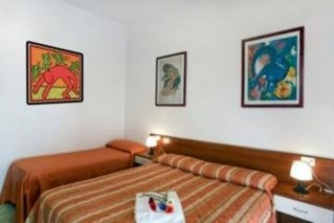Hotel Residence Auriga: Chambre RIMINI