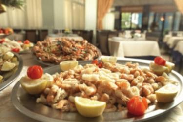 Hotel Aldebaran: Buffet RIMINI