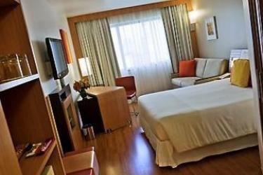 Hotel Novotel Rio De Janeiro Santos Dumont: Living Room RIO DE JANEIRO