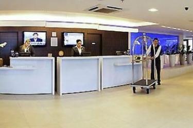 Hotel Novotel Rio De Janeiro Santos Dumont: Reception RIO DE JANEIRO