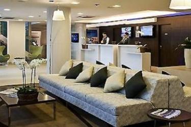 Hotel Novotel Rio De Janeiro Santos Dumont: Terrazza RIO DE JANEIRO