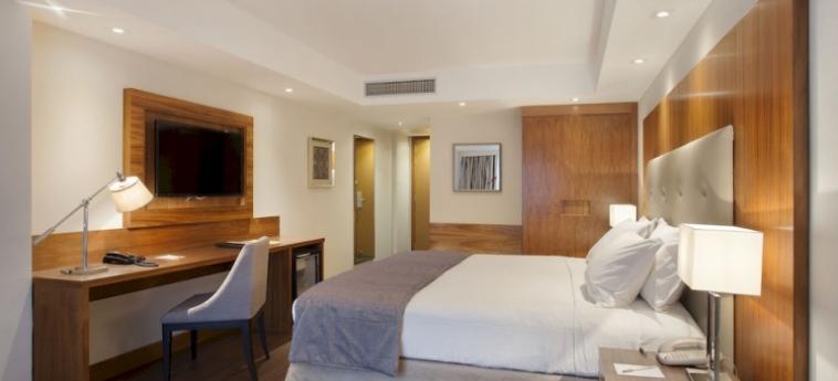 Hotel Windsor Marapendi: Indoor Bar RIO DE JANEIRO