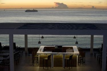 Hotel Pestana Rio Atlantica: Bar RIO DE JANEIRO