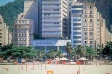 Hotel Pestana Rio Atlantica: Extérieur RIO DE JANEIRO