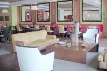 Hotel Pestana Rio Atlantica: Lounge Bar RIO DE JANEIRO