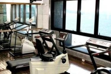 Hotel Pestana Rio Atlantica: Salle de Gym RIO DE JANEIRO