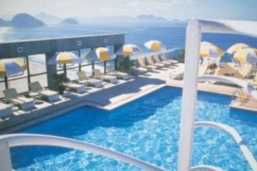 Hotel Pestana Rio Atlantica: Swimming Pool RIO DE JANEIRO