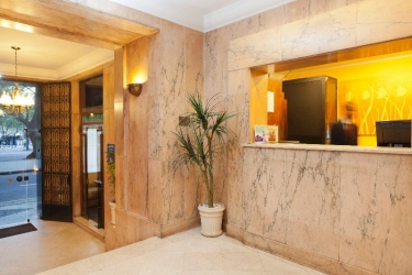 Hotel Aeroporto Othon: Lobby RIO DE JANEIRO