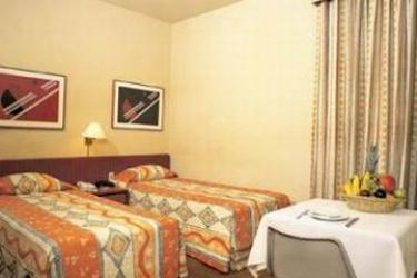 Hotel Novotel Rio De Janeiro Copacabana: Bedroom RIO DE JANEIRO