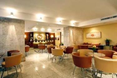 Hotel Novotel Rio De Janeiro Copacabana: Lobby RIO DE JANEIRO