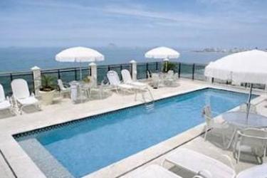 Hotel Novotel Rio De Janeiro Copacabana: Outdoor Swimmingpool RIO DE JANEIRO
