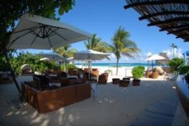 Hotel The Reef Playacar All Inclusive: Bar Exterior RIVIERA MAYA