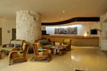 Hotel The Reef Playacar All Inclusive: Réception RIVIERA MAYA