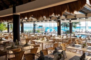 Hotel The Reef Playacar All Inclusive: Ristorante RIVIERA MAYA