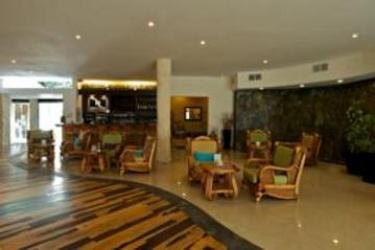 Hotel The Reef Playacar All Inclusive: Hotelhalle RIVIERA MAYA