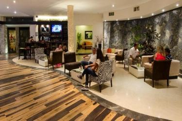 Hotel The Reef Playacar All Inclusive: Lobby RIVIERA MAYA