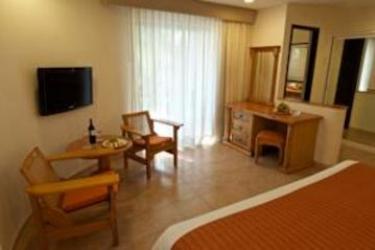 Hotel The Reef Playacar All Inclusive: Schlafzimmer RIVIERA MAYA