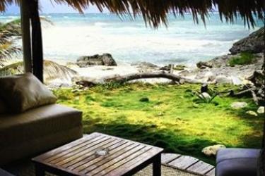 Tulumbay Hotel: Detalle de la Villa RIVIERA MAYA