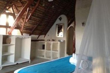 Tulumbay Hotel: Reception RIVIERA MAYA