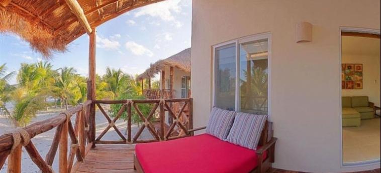 Hotel Grand Slam Fly Fishing Lodge: Affresco RIVIERA MAYA