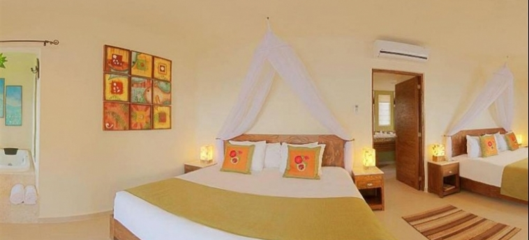 Hotel Grand Slam Fly Fishing Lodge: Appartamento Giunone RIVIERA MAYA