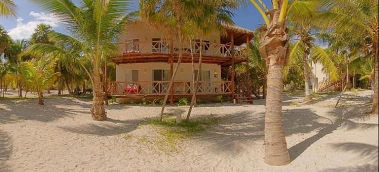 Hotel Grand Slam Fly Fishing Lodge: Camera Vista Mare RIVIERA MAYA