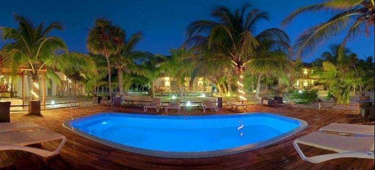 Hotel Grand Slam Fly Fishing Lodge: Piscina Esterna RIVIERA MAYA