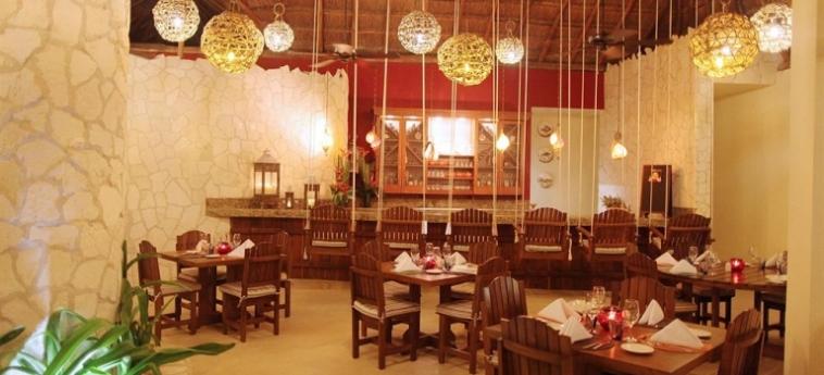 Hotel Grand Slam Fly Fishing Lodge: Ristorante RIVIERA MAYA