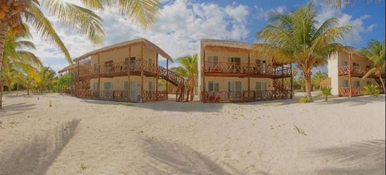 Hotel Grand Slam Fly Fishing Lodge: Zona Pranzo RIVIERA MAYA