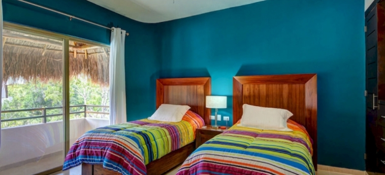 Casa De Colores Ph: Chambre Unique RIVIERA MAYA