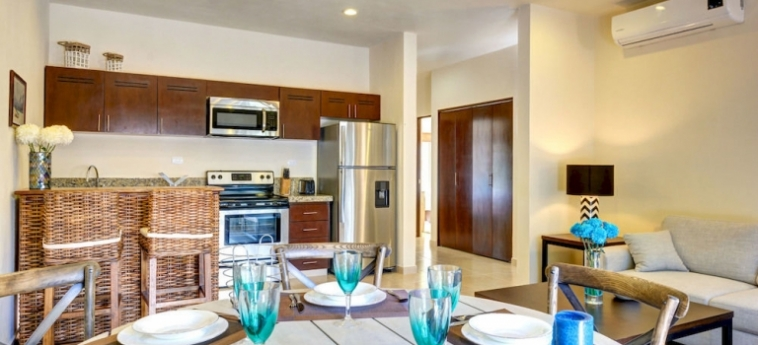 Hotel Los Mijales Village: Appartement Sirene RIVIERA MAYA