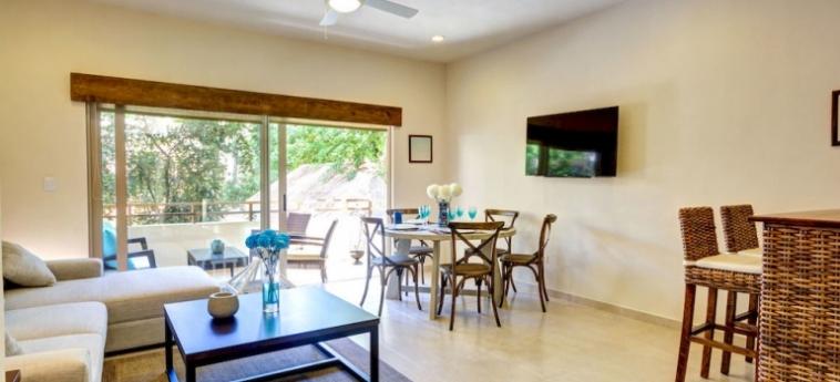 Hotel Los Mijales Village: Chambre jumeau RIVIERA MAYA