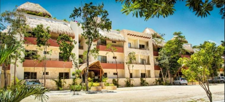 Hotel Los Mijales Village: Extérieur RIVIERA MAYA