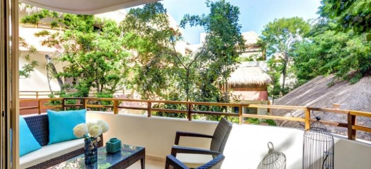 Hotel Los Mijales Village: Piscine Réchauffée RIVIERA MAYA