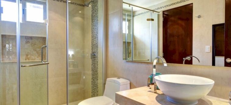 Hotel Los Mijales Village: Salle de Bains RIVIERA MAYA