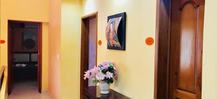 Hotel Dolce Vita Caribe Golf: Couloir RIVIERA MAYA