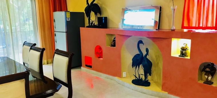 Hotel Dolce Vita Caribe Golf: Reception RIVIERA MAYA