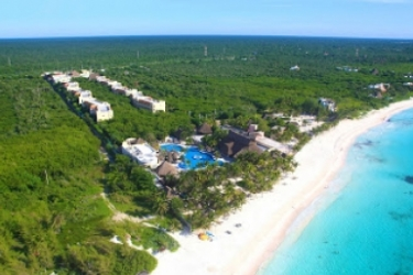 Hotel Catalonia Royal Tulum Beach & Spa Resort Adults Only - All Inclusive: Exterieur RIVIERA MAYA