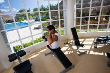 Hotel Catalonia Royal Tulum Beach & Spa Resort Adults Only - All Inclusive: Health Club RIVIERA MAYA
