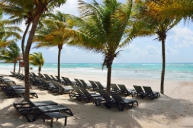 Hotel Catalonia Royal Tulum Beach & Spa Resort Adults Only - All Inclusive: Plage RIVIERA MAYA