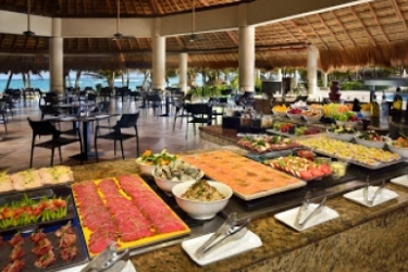 Hotel Catalonia Royal Tulum Beach & Spa Resort Adults Only - All Inclusive: Restaurant RIVIERA MAYA