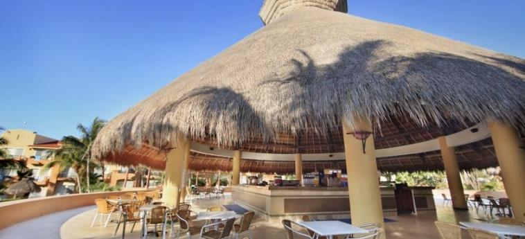 Hotel Viva Wyndham Azteca: Bar RIVIERA MAYA