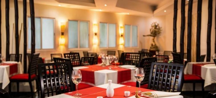 Hotel Viva Wyndham Azteca: Restaurant RIVIERA MAYA